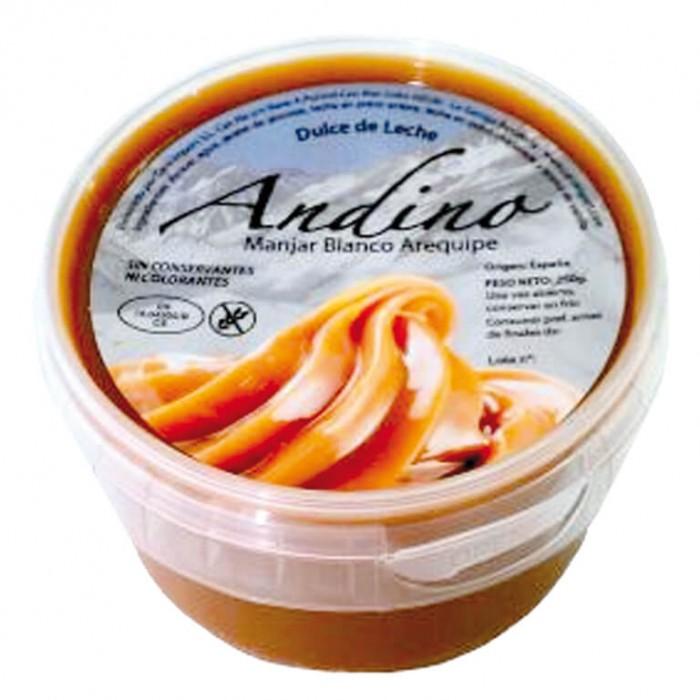 DULCE DE LECHE AREQUIPE ANDINO 250 gr