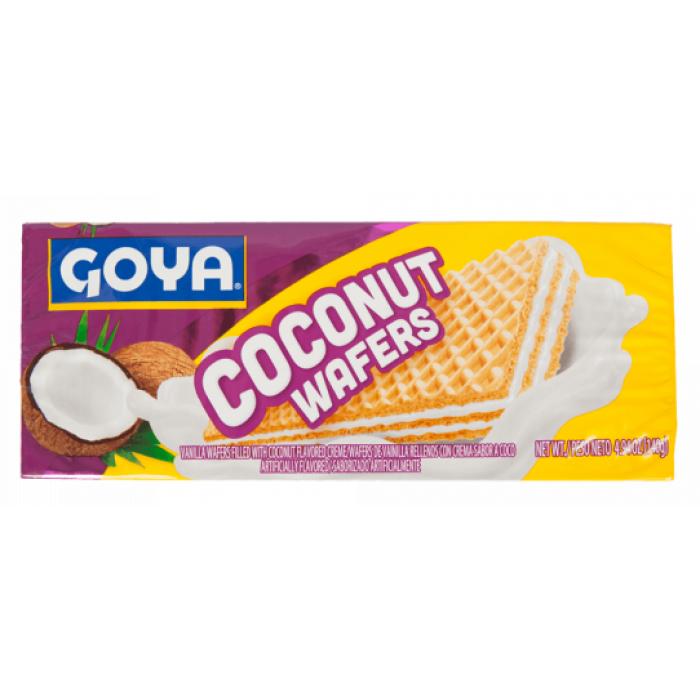 GALLETAS WAFER COCO GOYA 140 gr