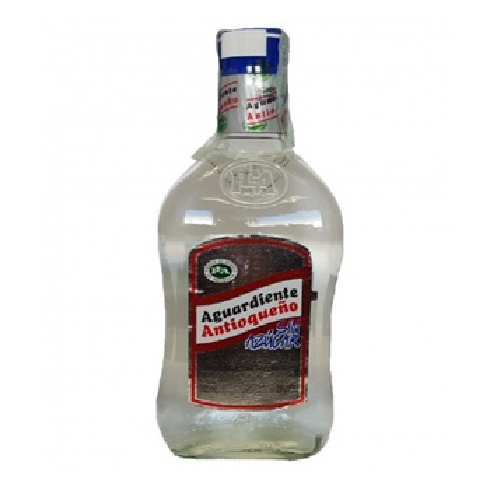AGUARDIENTE ANTIOQUENO SIN AZUCAR 700 ml