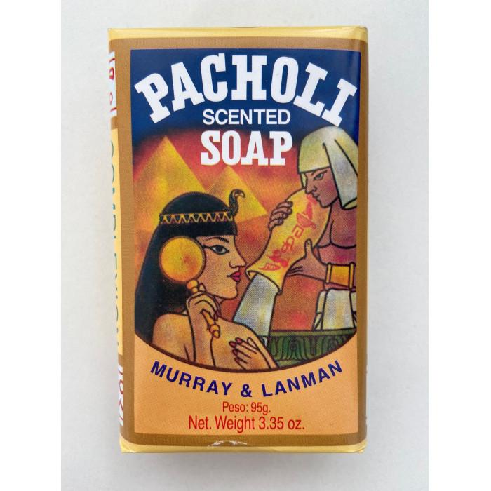 JABON PACHOLI 95 gr