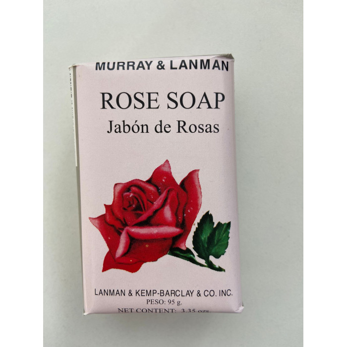 JABON ROSAS 95 gr