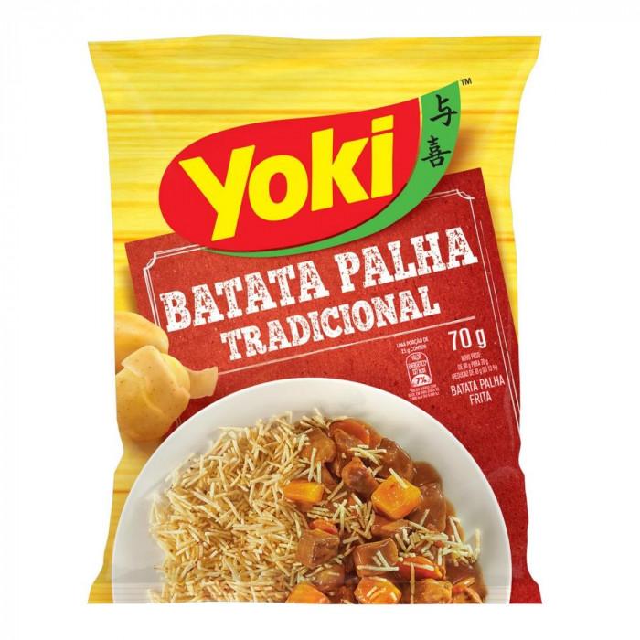 BATATA PALHA YOKI 70gr