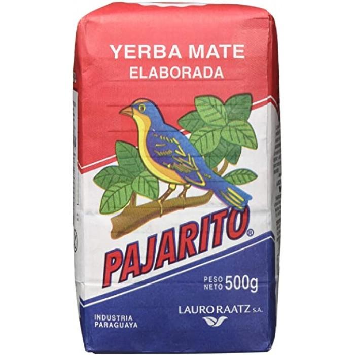 YERBA MATE PAJARITO TRADICIONAL 500gr
