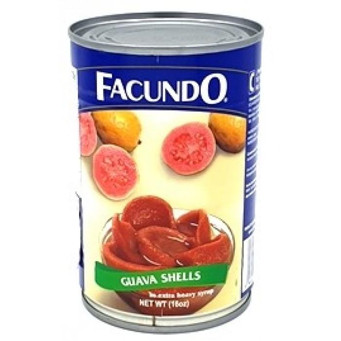 GUAYABA CASCOS FACUNDO 454gr