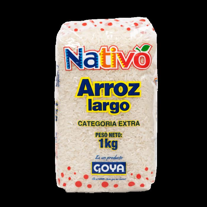 ARROZ NATIVO 1 kg