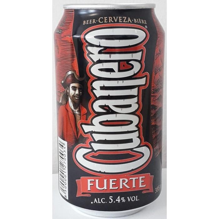 BEER CUBANERO 355 ml