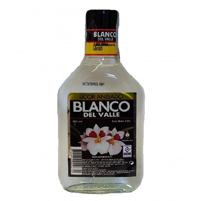 AGUARDIENTE BLANCO DEL VALLE 350 ml