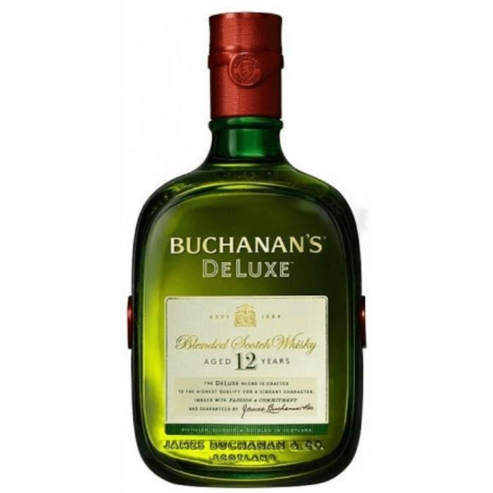 WHISKY BUCHANAN'S 12 ANOS 1lt