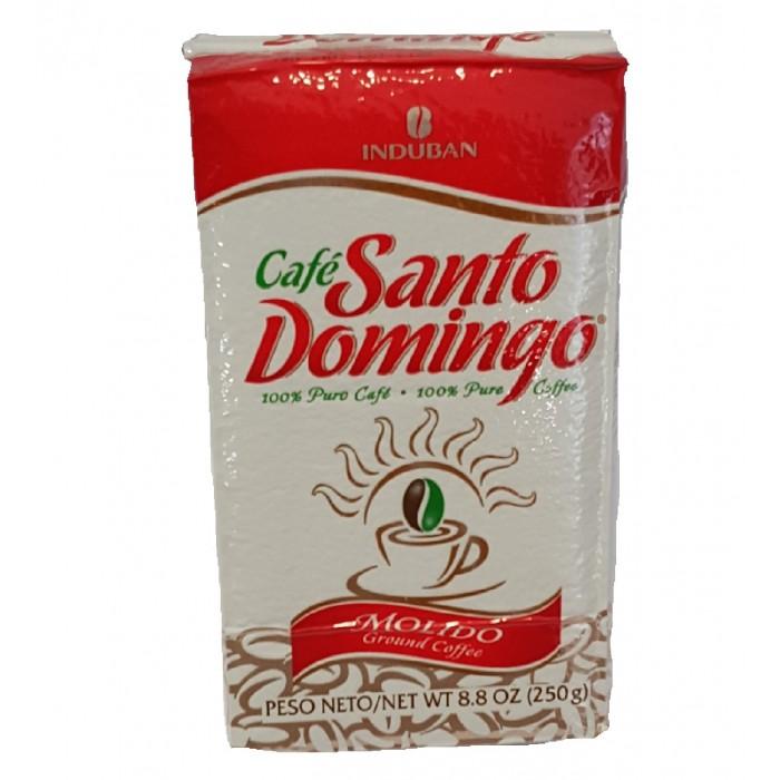 CAFE' MOIDO SANTO DOMINGO INDUBAN 250 gr