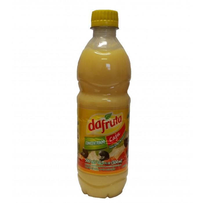 CONCENTRATED JUICE CAJU DAFRUTA 500 ml