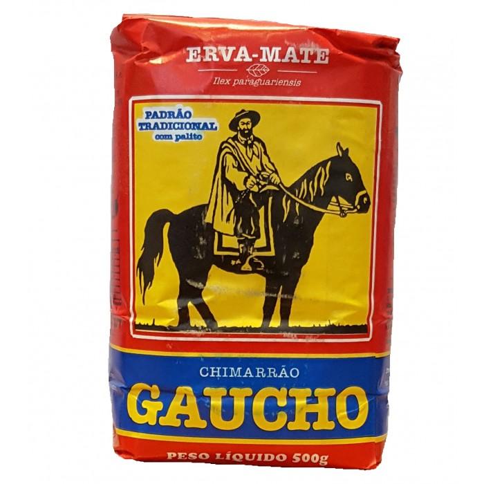 ERVA MATE CHIMARRAO GAUCHO 500 gr