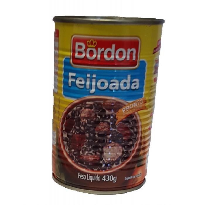 BEAN SOUP BORDON 430 gr