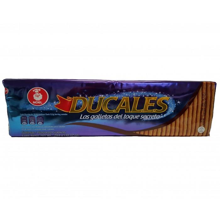BISCOITOS DUCALES LONG EXTRA NOEL 294 gr