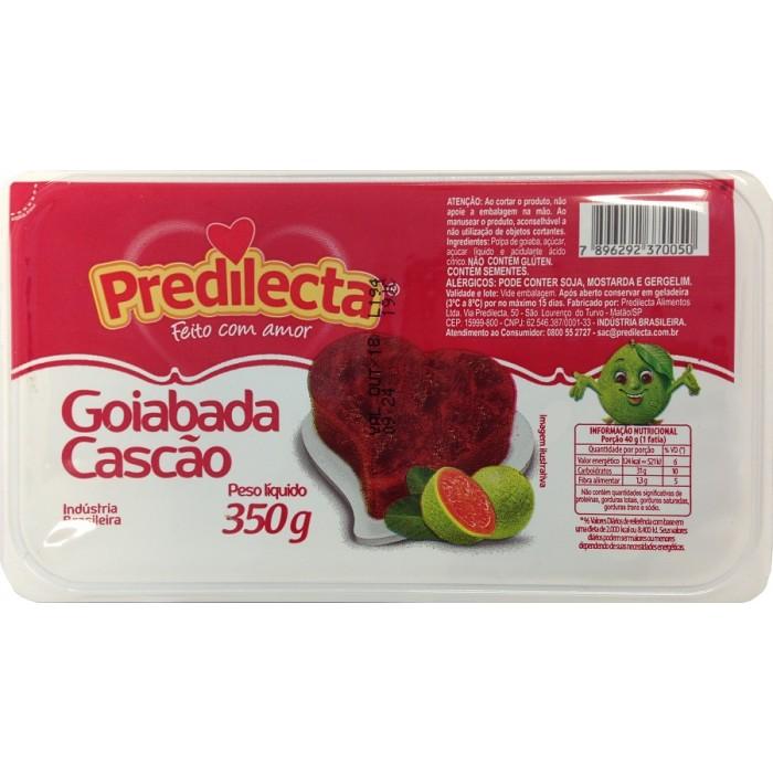 CANDIED GUAVA PREDILECTA 350 gr