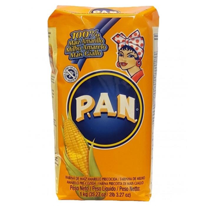 FARINHA PAN AMARELA 1 kg