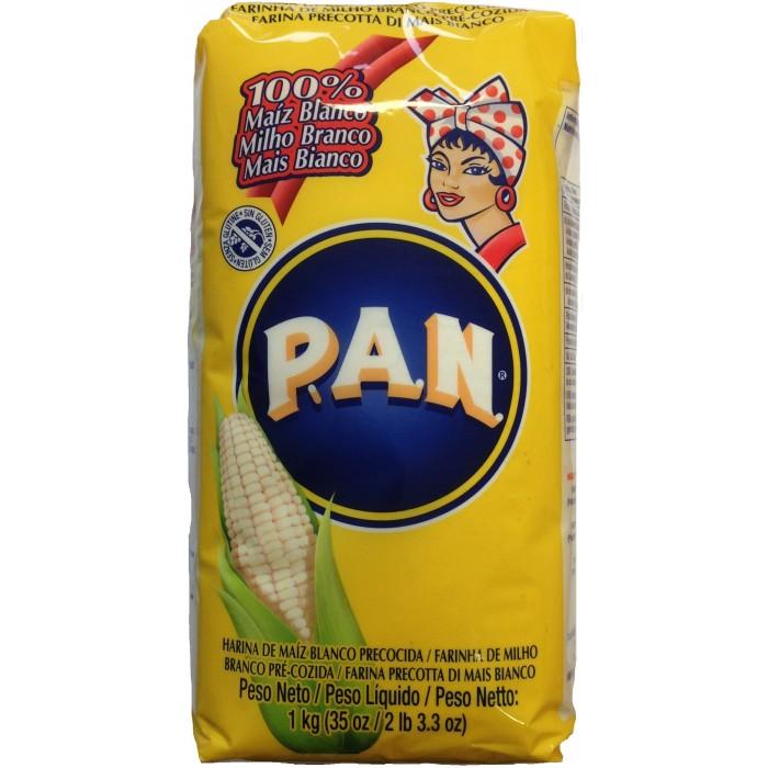 FARINHA PAN BRANCA 1 kg