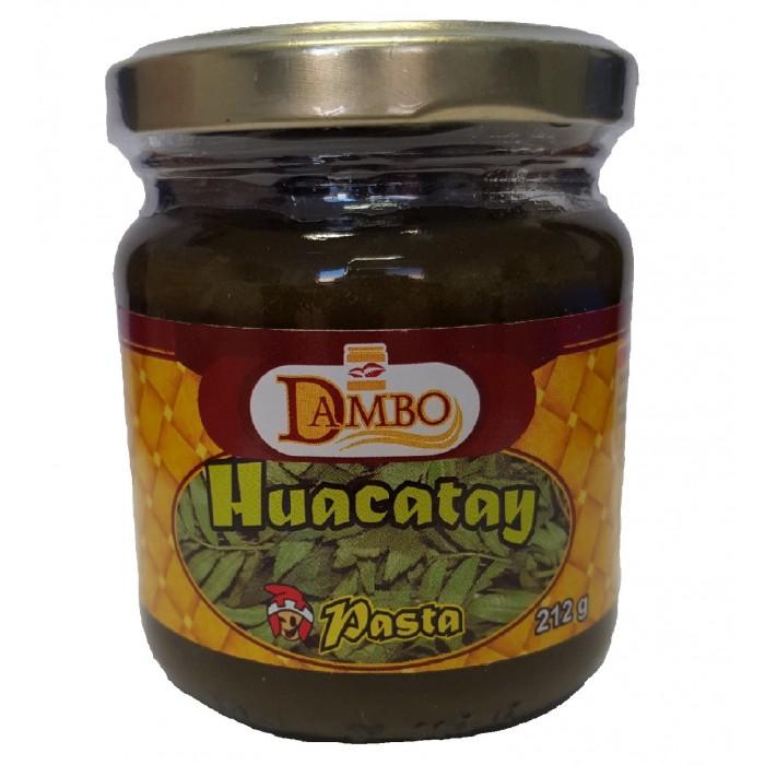 PASTA DE HUACATAY 212 gr