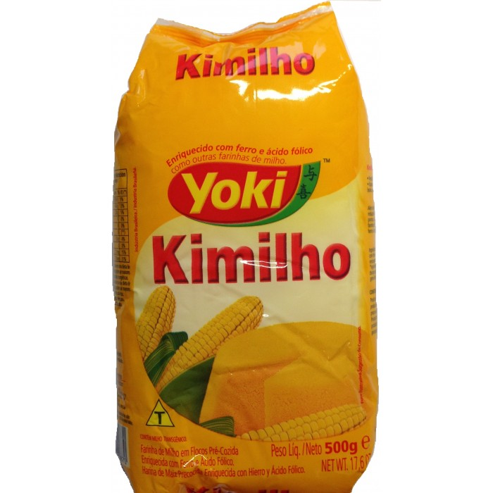 KIMILHO PRE-COOKED YOKI 500gr