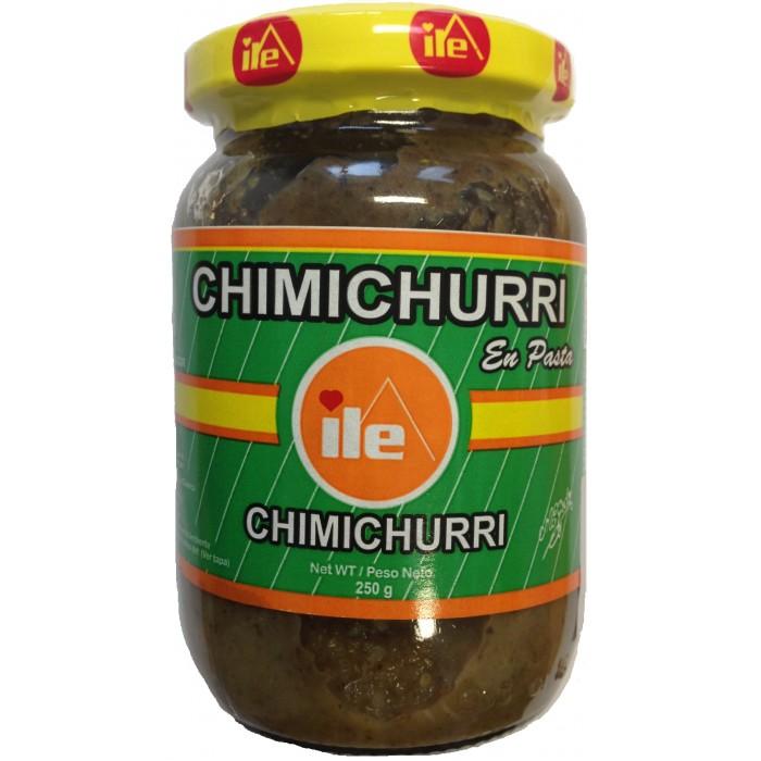 CHIMICHURRI EM PASTA ILE 250 gr