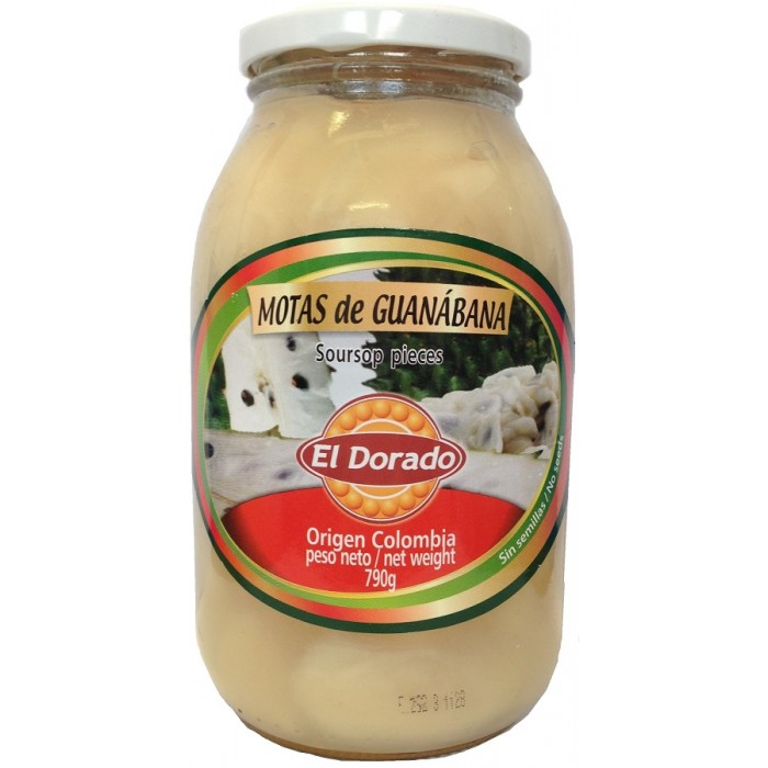 MANCHAS DE GUANABANA 790 gr