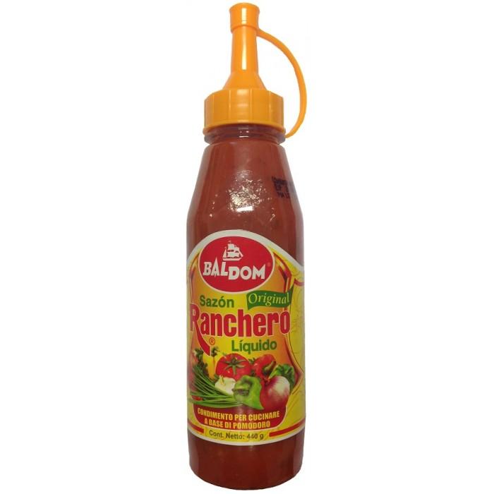 SAZON RANCHERO LIQUIDO BALDOM 450 ml