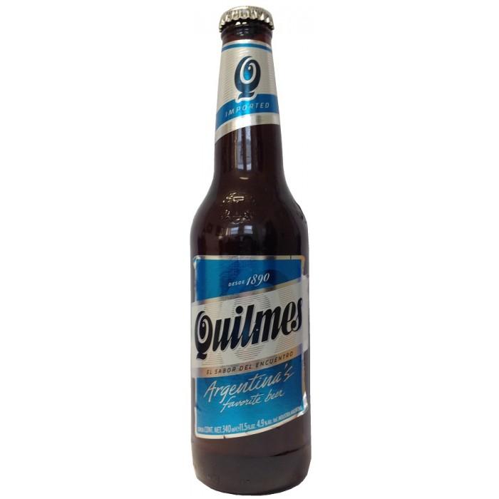BEER QUILMES 340 ml