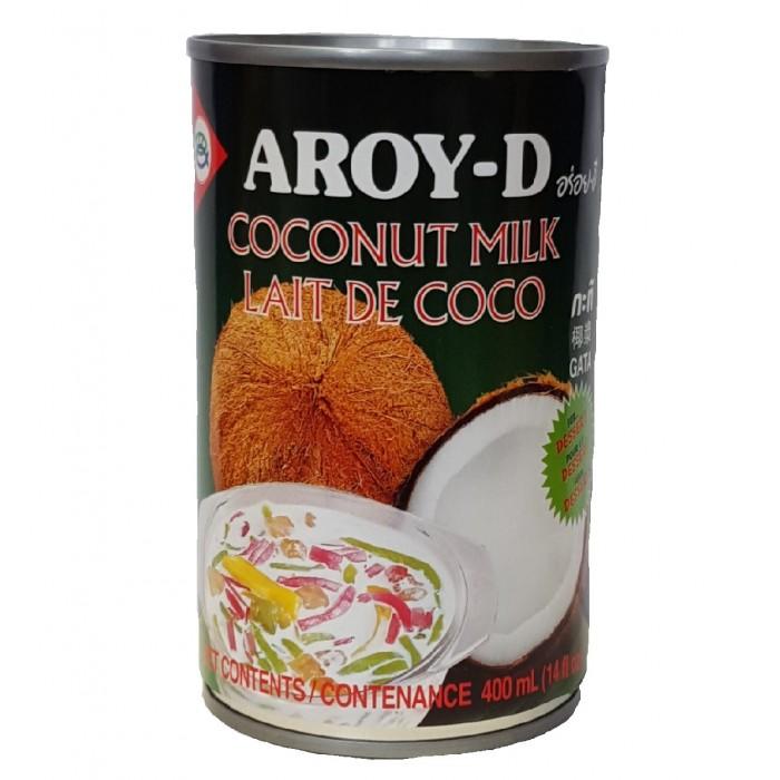 LEITE DE COCO PARA DOCES AROY-D 400 ml