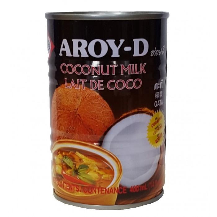 LEITE DE COCO PARA COZINHAR AROY-D 400 ml