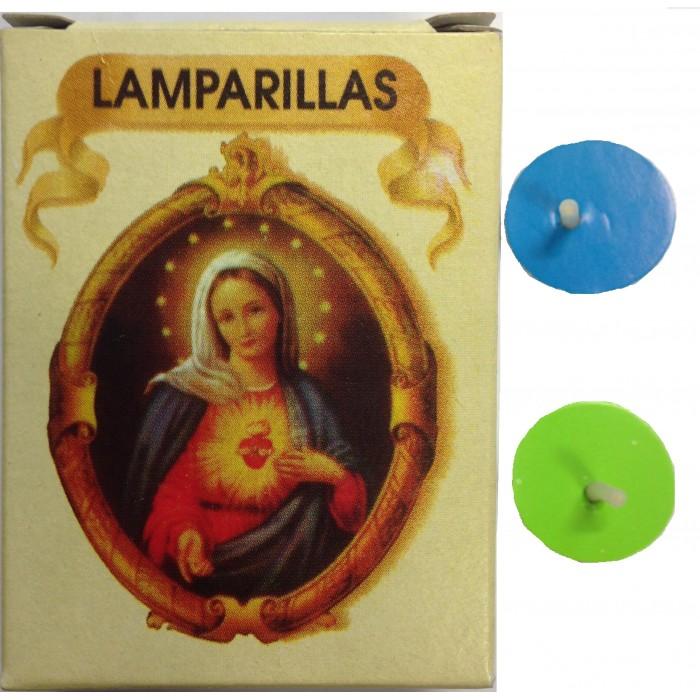 RITUAL LAMPARILLA O MARIPOSA