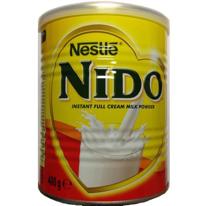 LEITE EM PO' NIDO NESTLE 400 gr