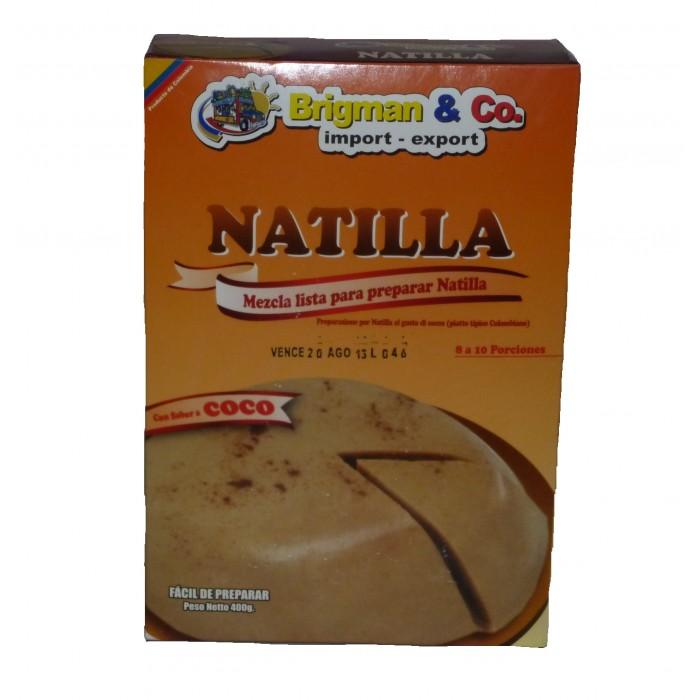 NATILLA COCONUT 400 gr