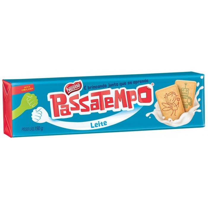 GALLETAS PASSATEMPO NESTLE LECHE 150g