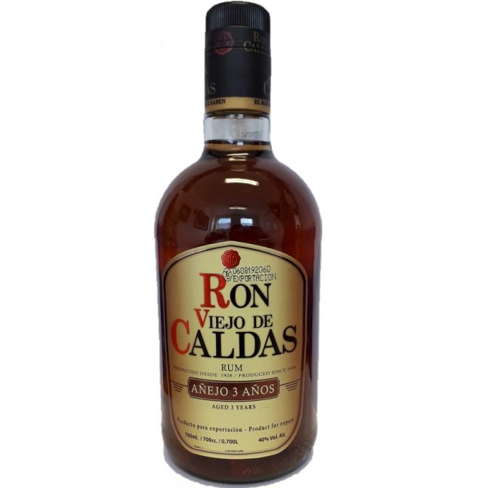 RON VIEJO DE CALDAS 3 ANOS 700 ml