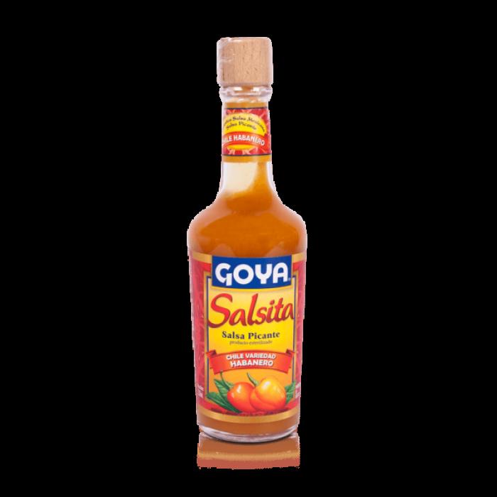 SALSITA PICANTE HABANEROS 226 ml