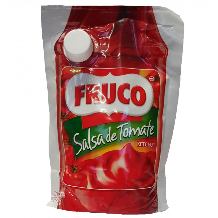 TOMATO SAUCE FRUCO 200 gr