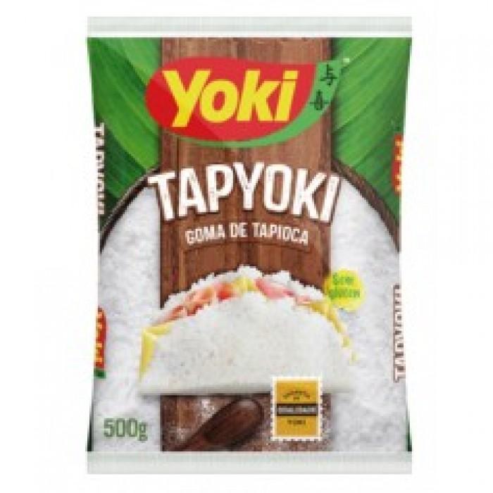 TAPYOKI GOMA DE TAPIOCA YOKI 500