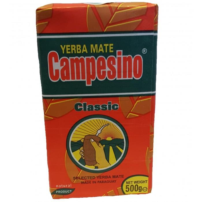 YERBA MATE CAMPESINO 500 gr