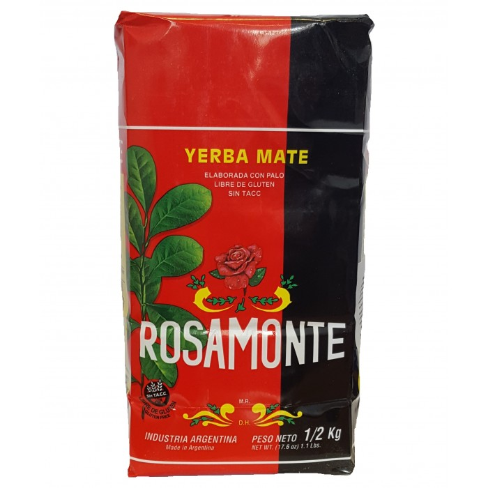 ERVA MATE ROSAMONTE 500 gr